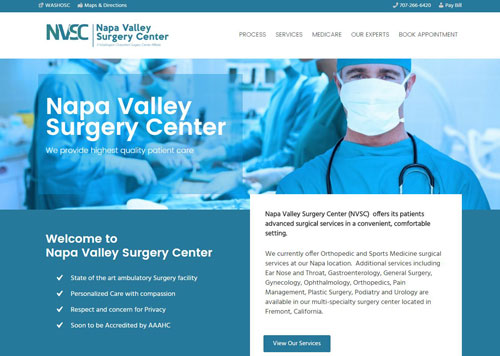 Napa Valley Surgery Center